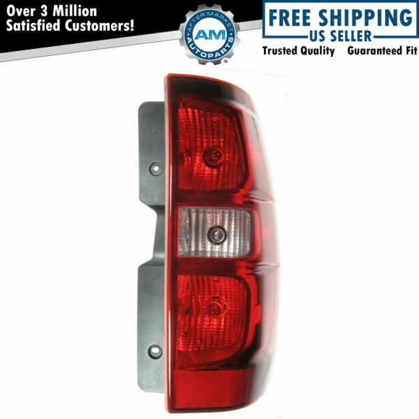 Rear Brake Taillight Taillamp RH Right Passenger for 07-13 Chevy Tahoe Suburban