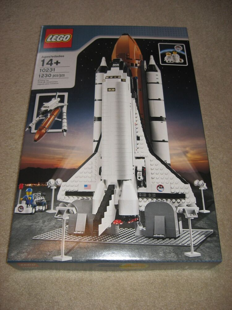 lego 10231 shuttle adventure 2011 sealed brand new nib ebay. Black Bedroom Furniture Sets. Home Design Ideas