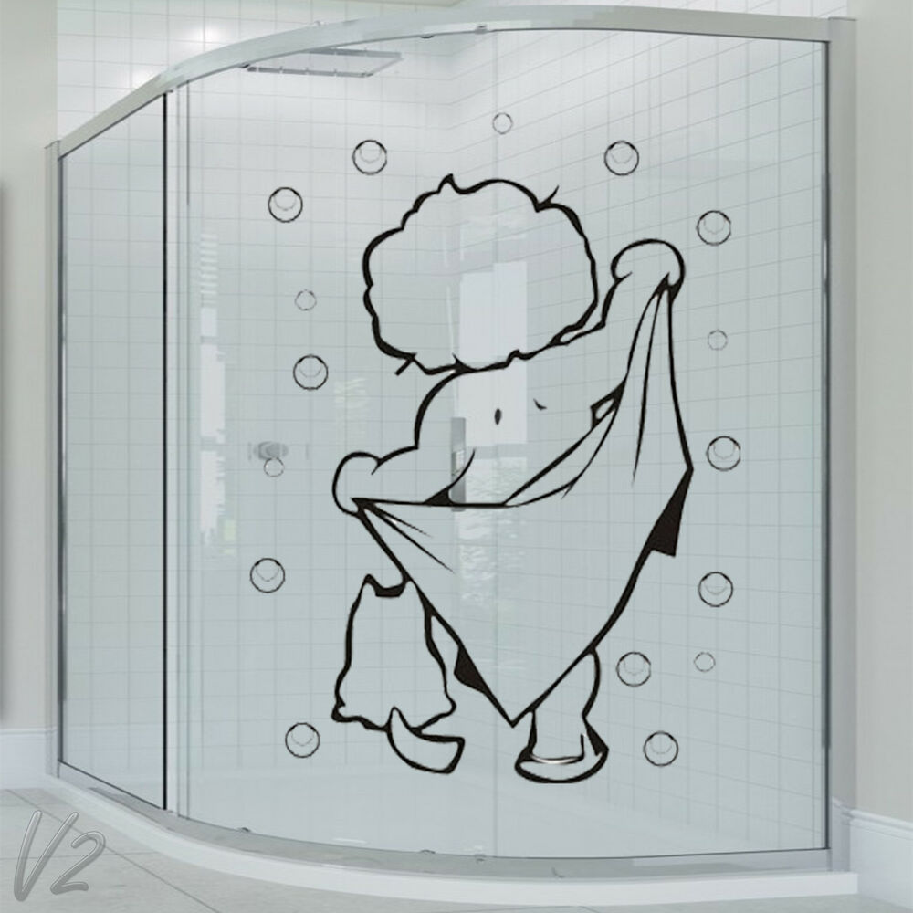 Bathroom Funny Baby Girl S Or Boy S Wall Art Decal Vinyl