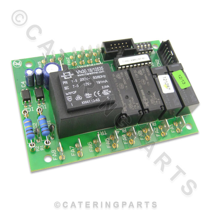 Printred Circuit Boards Controllers Timers Display Cards Dishwasher