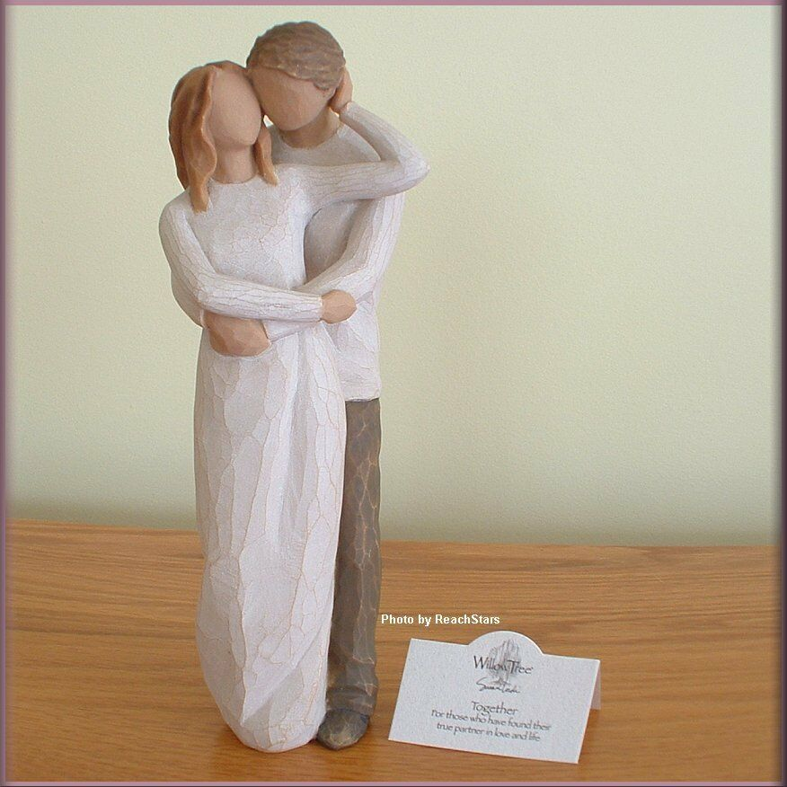 TOGETHER FIGURINE FROM WILLOW TREE® WEDDING ENGAGEMENT
