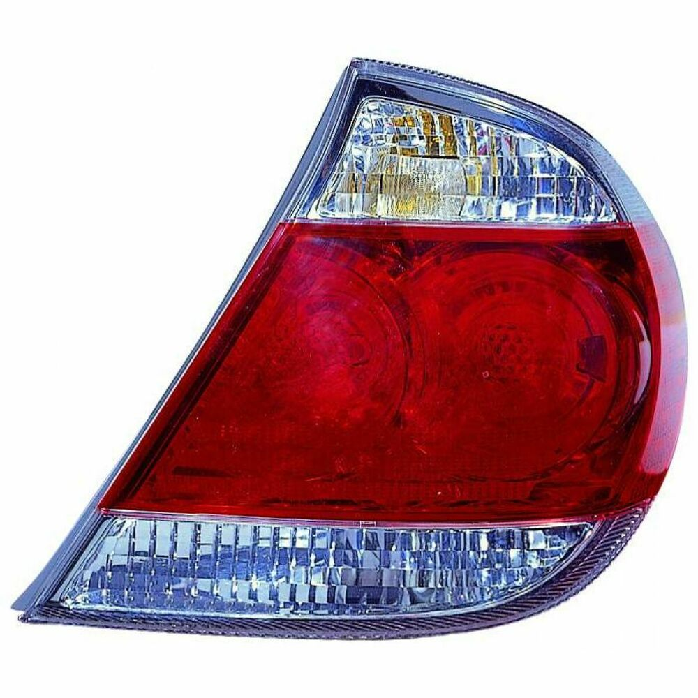 taillight taillamp rear brake light passenger side right rh new for 05 06 camry ebay. Black Bedroom Furniture Sets. Home Design Ideas