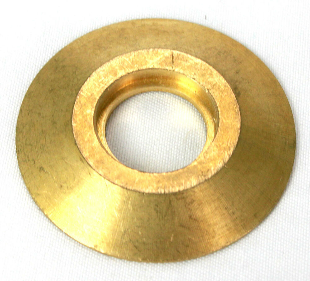Swimming Pool Brass Anchor Collar For In Ground Winter