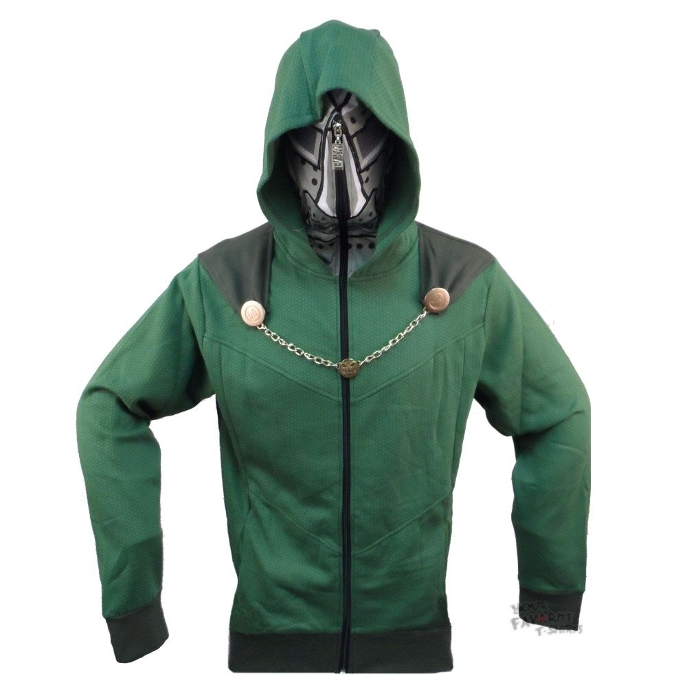 Hoodies with mask