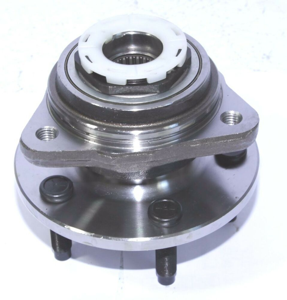Front wheel hub bearing for ford ranger w auto