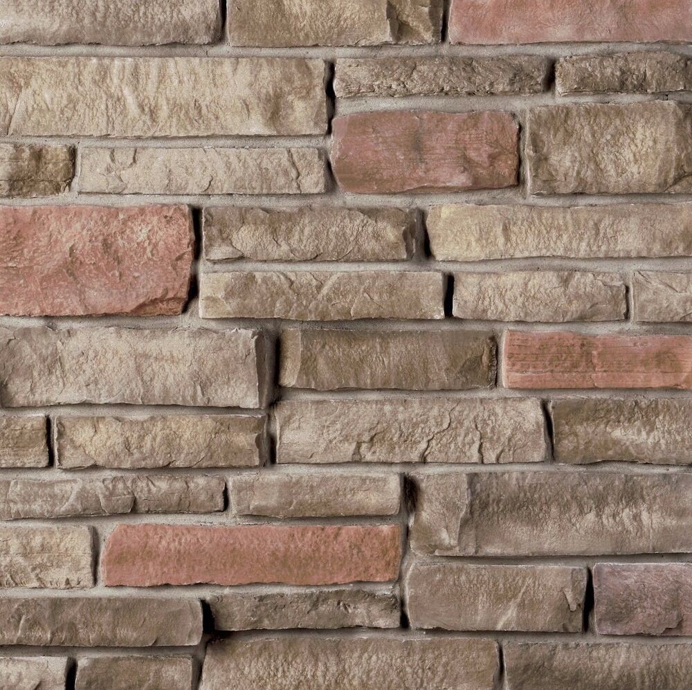 Stone Veneer Cultured Manufactured Pennsylvania Weathered