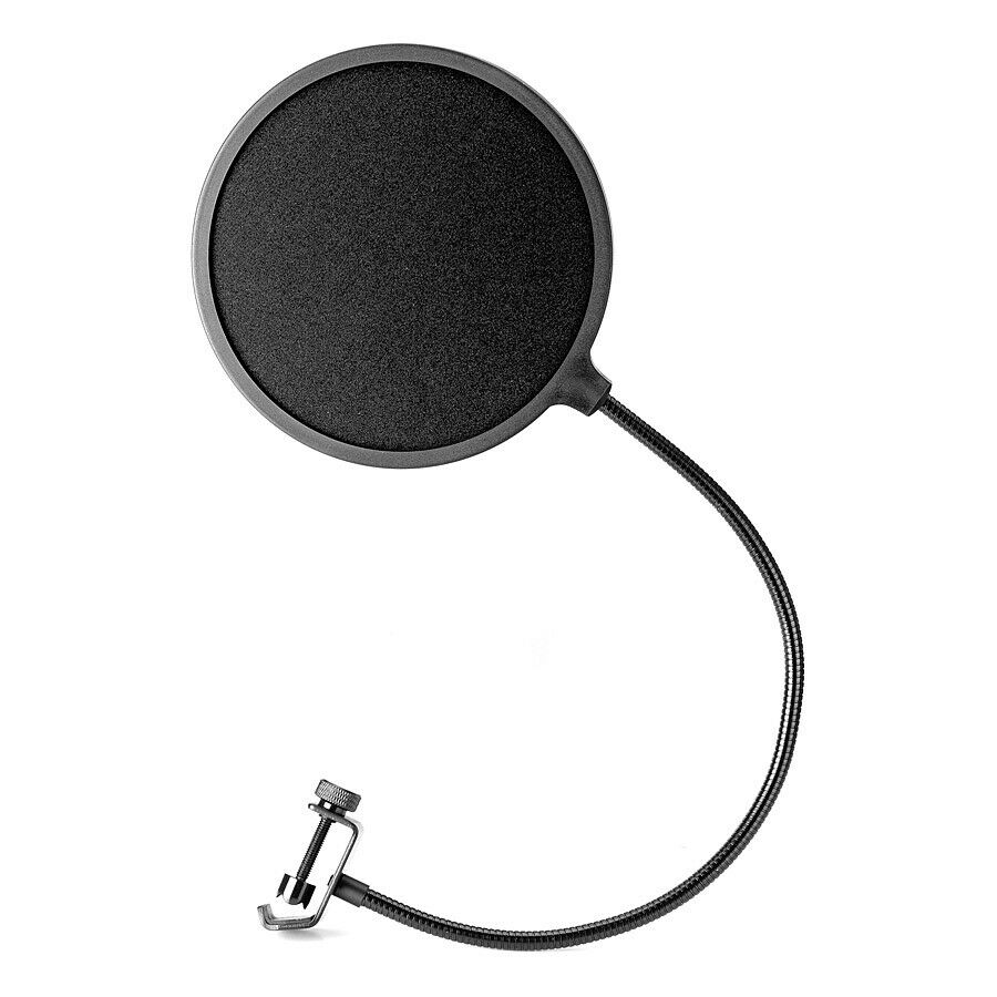 studio microphone mic wind screen pop filter mask shied for speaking recording 6970385929101 ebay. Black Bedroom Furniture Sets. Home Design Ideas
