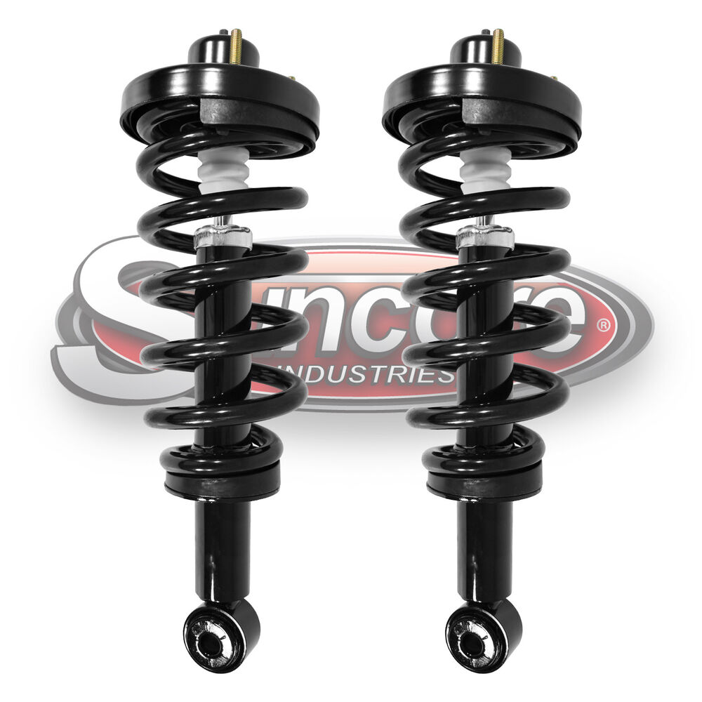 2012 Lincoln Navigator L Suspension: 2007-2012 Ford Expedition Rear Air Suspension To Complete