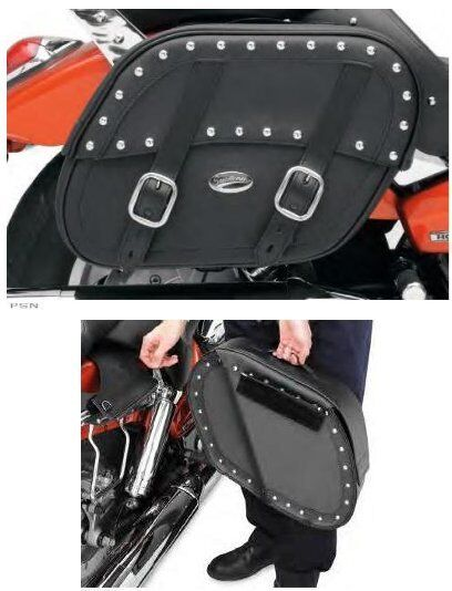 Yamaha xv750 xv1000 xv1100 virago lockable saddlebags for Yamaha virago 1100 saddlebags