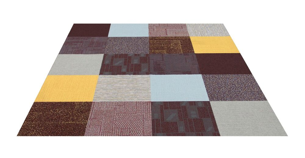 Interface Flor Carpet Tiles Griffindor Area Rug Ebay