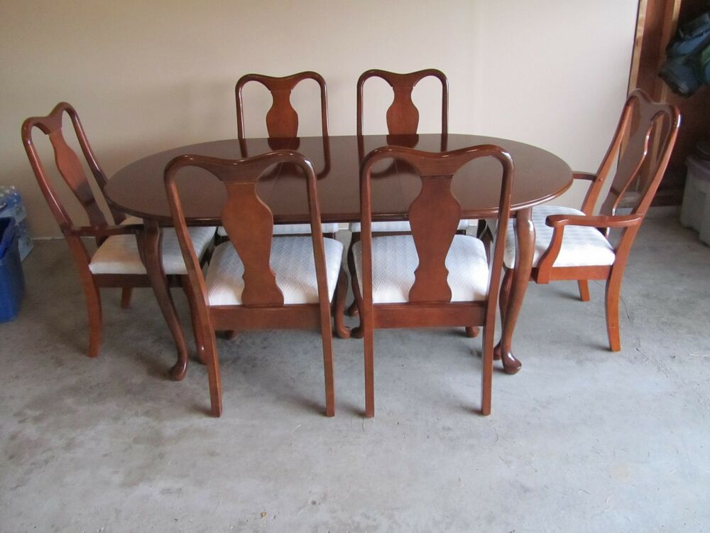 cherry living room and dining room sets 1 500 for everything ebay