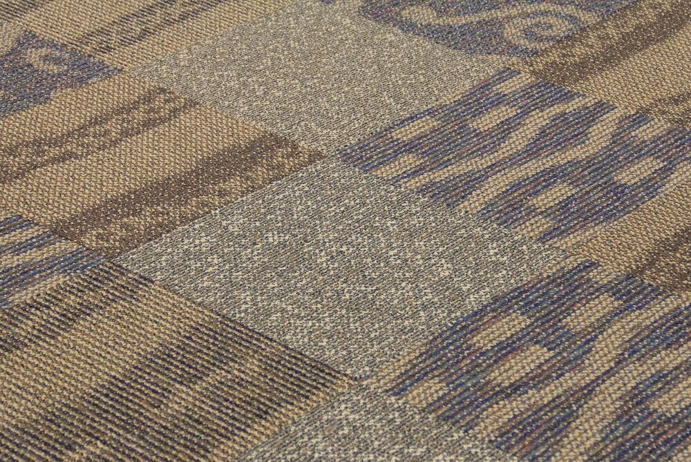 Interface Flor Carpet Tiles Bamboo Area Rug Ebay