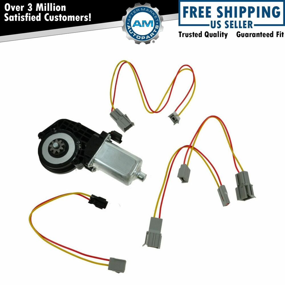 9 tooth power window motor for ford lincoln mercury pickup for Power window motors for cars