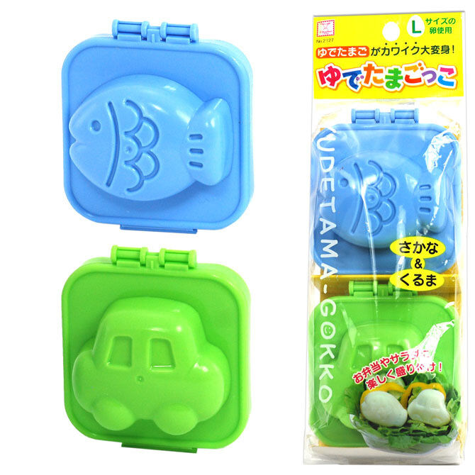 japanese bento lunch box accessories boiled egg mold car. Black Bedroom Furniture Sets. Home Design Ideas