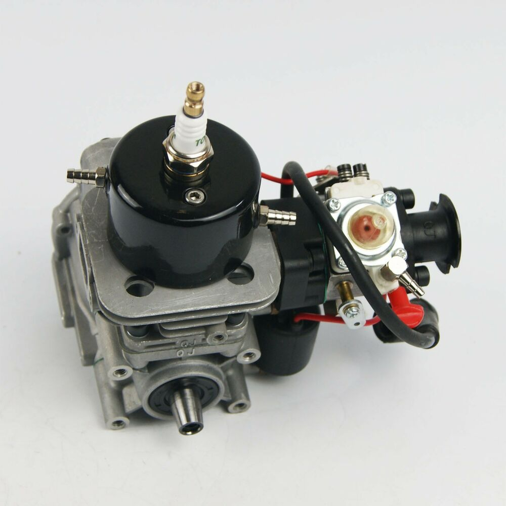 S1125 26cc 2stroke rc petrol marine gas engine for rc boat for Gas rc boat motors