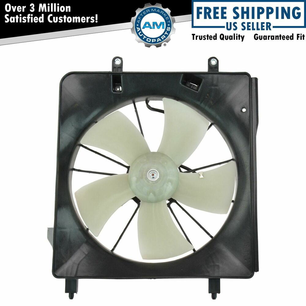 Radiator Cooling Fan For 04-08 Acura TSX 2.4L