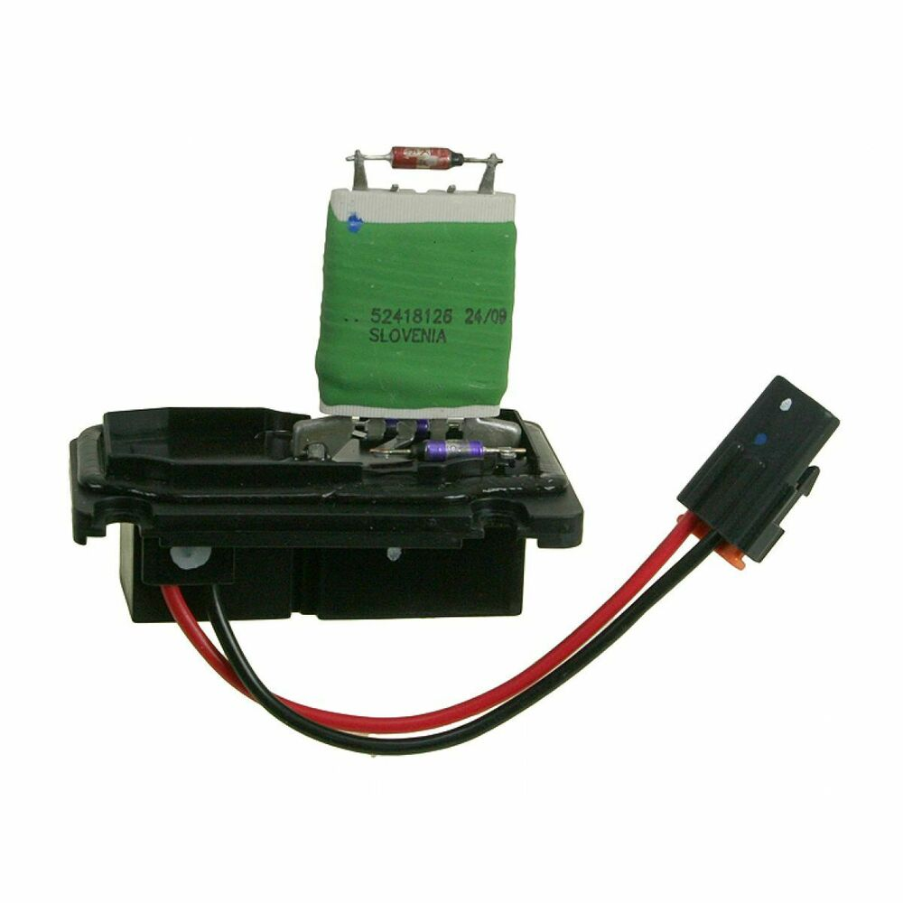 Heater a c blower motor resistor 15 80571 ac delco for for Blower motor for ac