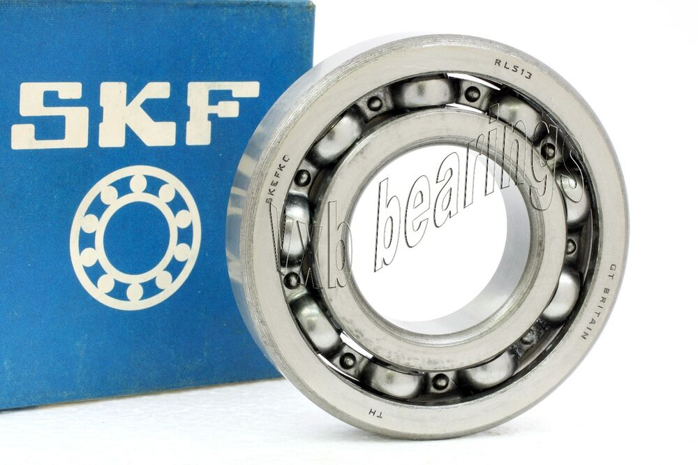 Rls 13 Skf Imperial Deep Groove Ball Bearing 1 5 8 Quot X 3 1