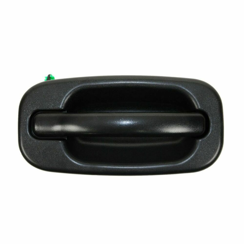 Door Handle Outside Exterior Textured Front Right RH For