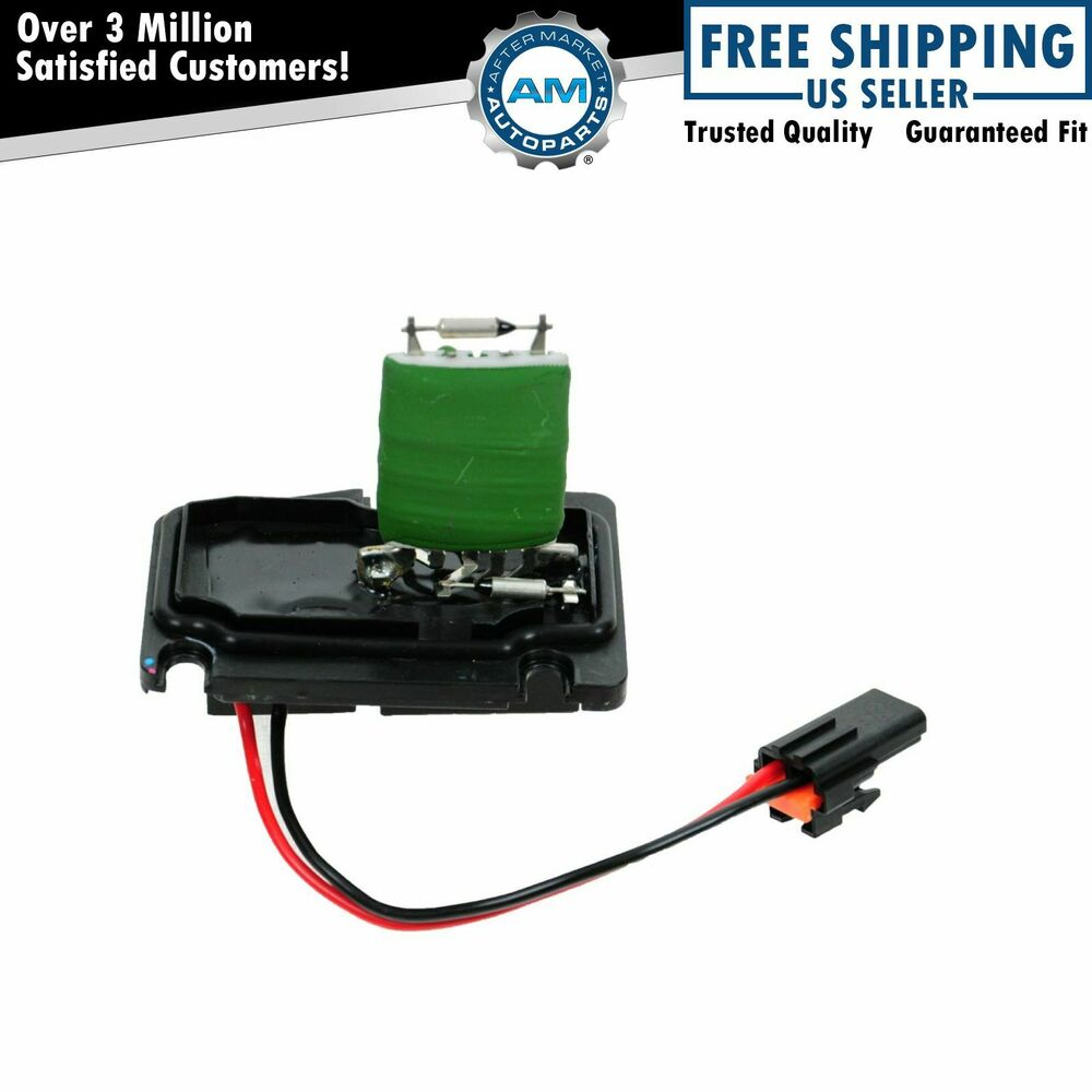 heater a c ac blower motor resistor for buick chevy. Black Bedroom Furniture Sets. Home Design Ideas
