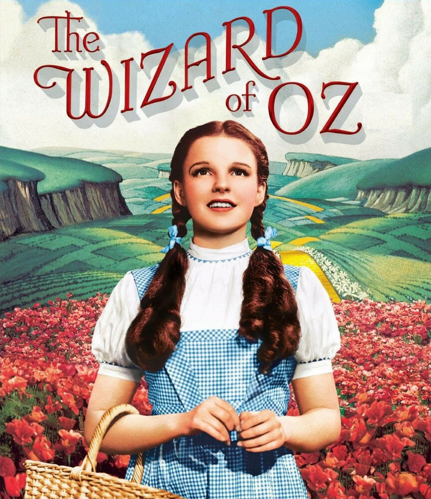 THE WIZARD OF OZ, first release: 1939 | Follow the yellow brick road ...