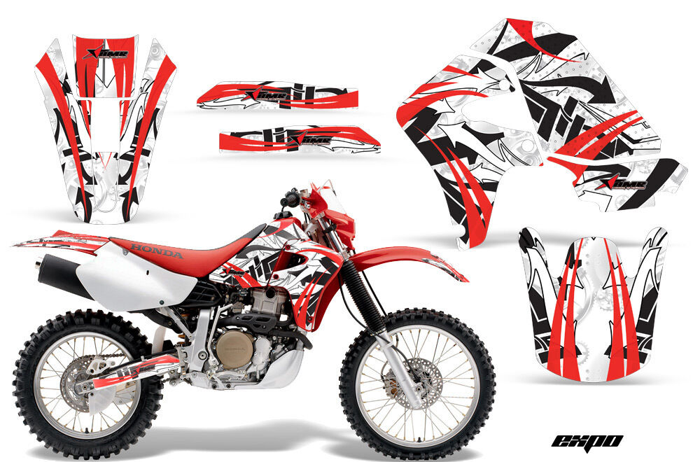 Honda XR 650 R Graphic Kit AMR Racing Decal Sticker Part XR650R 00-10 EXPO R | eBay