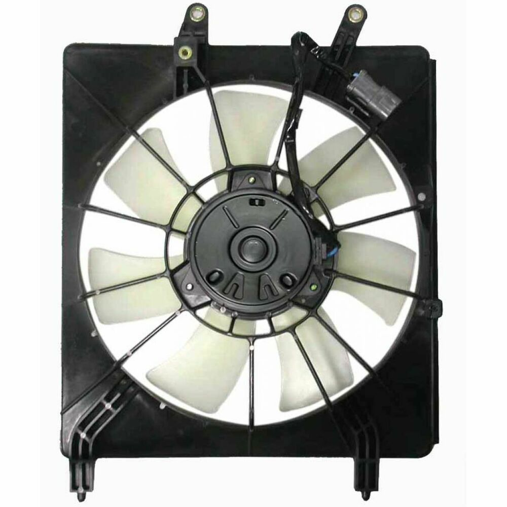 AC A/C Condenser Cooling Fan Passenger Right RH For 04-08