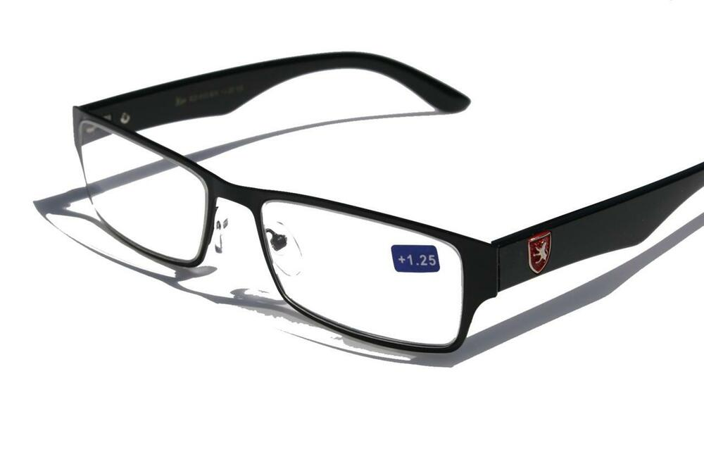 khan rectunglar reading glasses reader 1 25 1 75 2 00