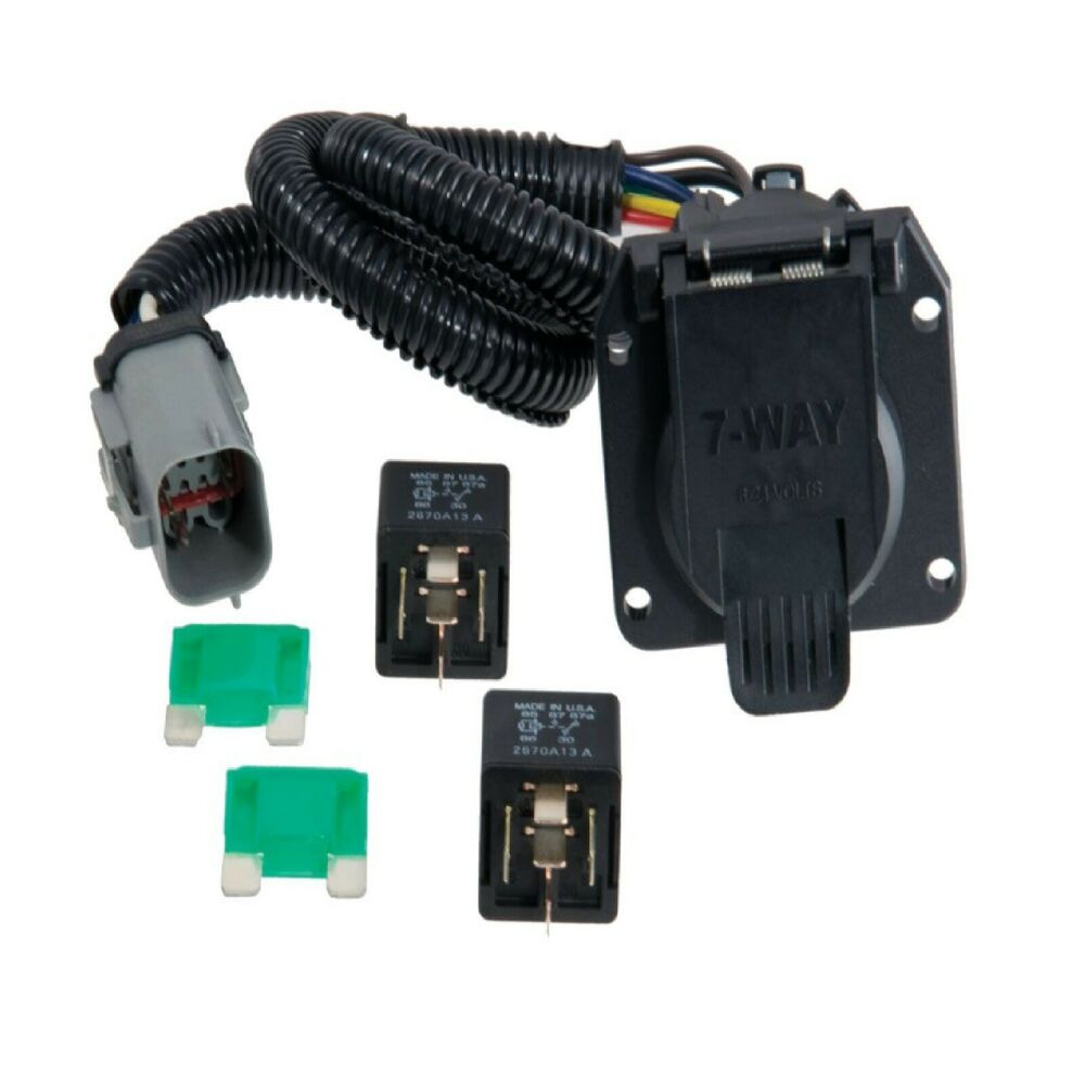 curt hitch plug play wiring for 99 01 ford f 250 super. Black Bedroom Furniture Sets. Home Design Ideas
