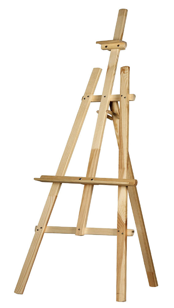 Painting Easel Wood Plans