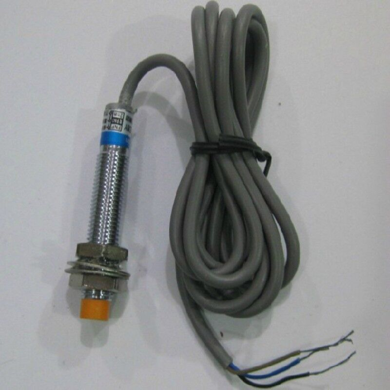 Lj8a3 Ay 2mm Inductive Proximity Sensor Switch Dc 3