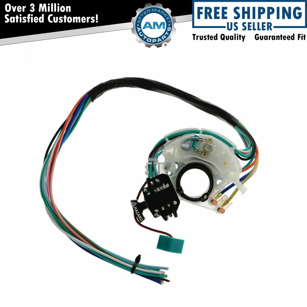 Commercial Tilt And Turn Signals : Turn signal switch with tilt steering for galaxie