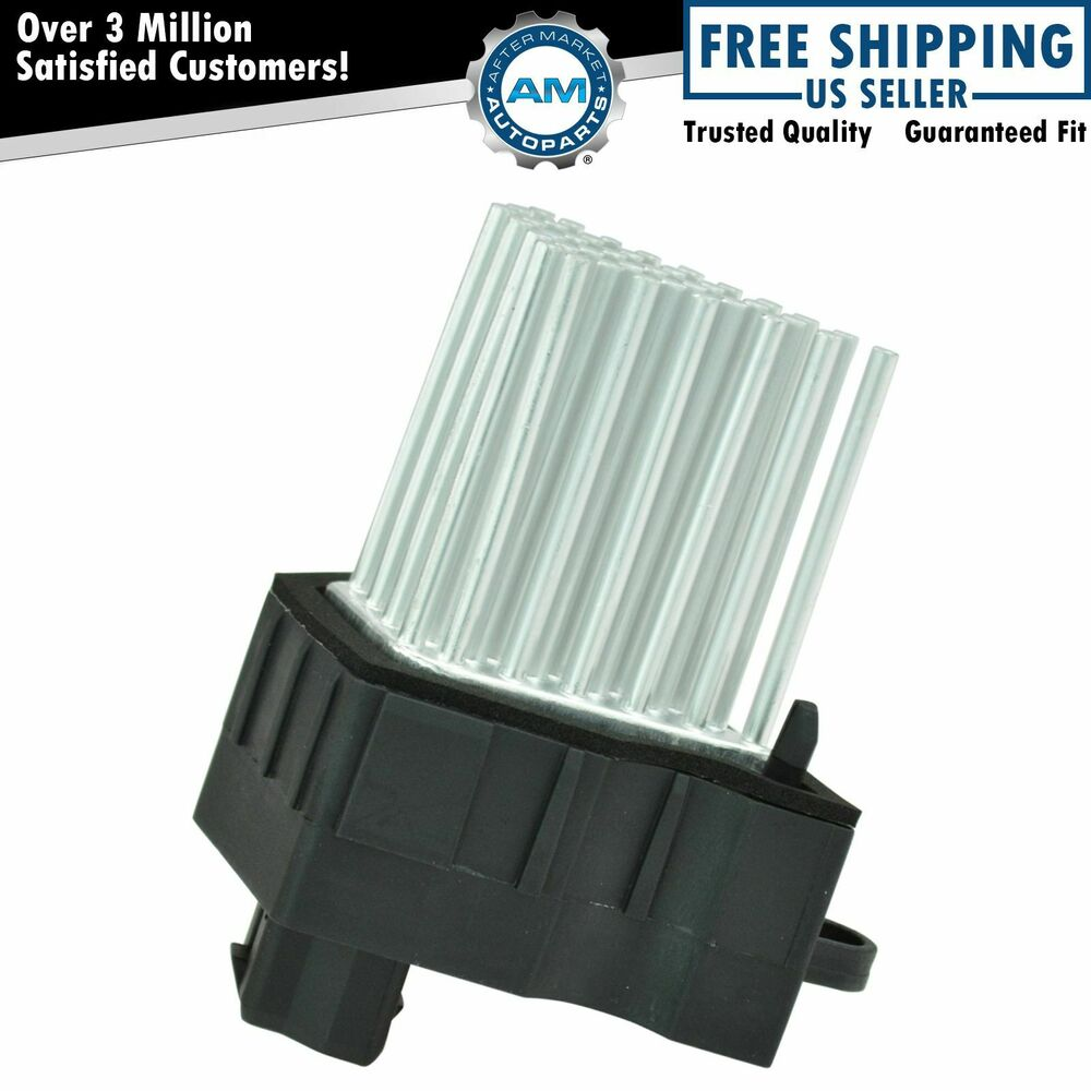 Heater blower motor resistor final stage for bmw e46 range for Home ac blower motor replacement cost