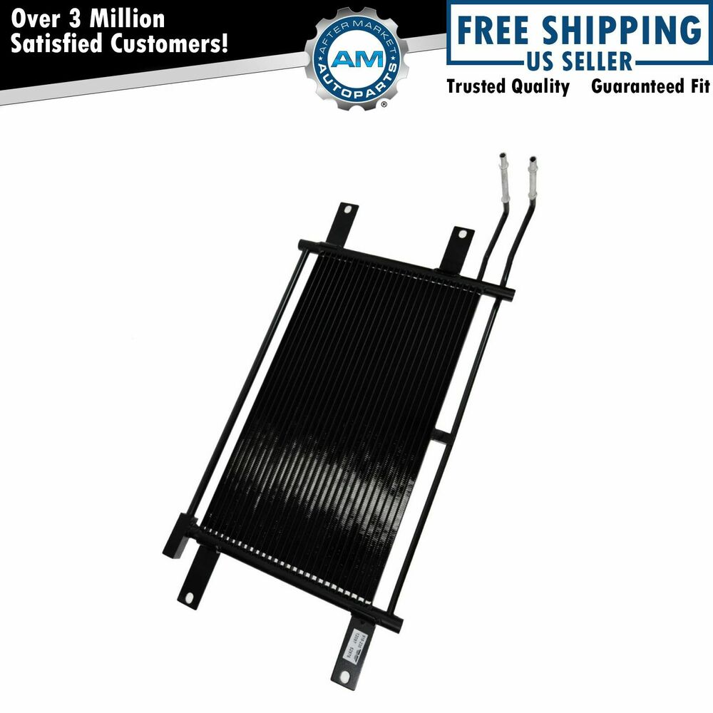 Transmission Fluid Cooler : New transmission tranny trans fluid oil cooler for