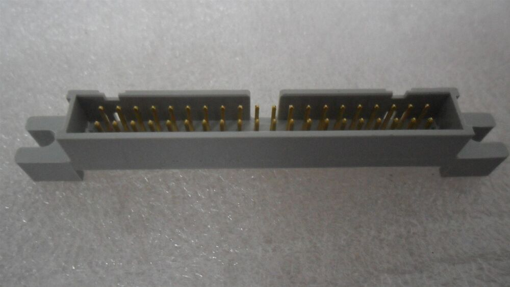 Ribbon Connector 10 : Lot of pin male idc plug connector for ribbon cable