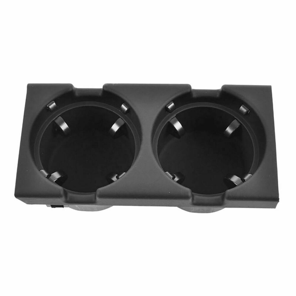 center console mounted dual replacement cup holder for bmw. Black Bedroom Furniture Sets. Home Design Ideas