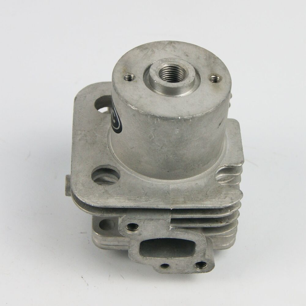 Cylinder Head For Cylinder Piaggio Liquid Cooled: Water Cooled Cylinder Head Fit 29cc ZENOAH G290PUM Marine