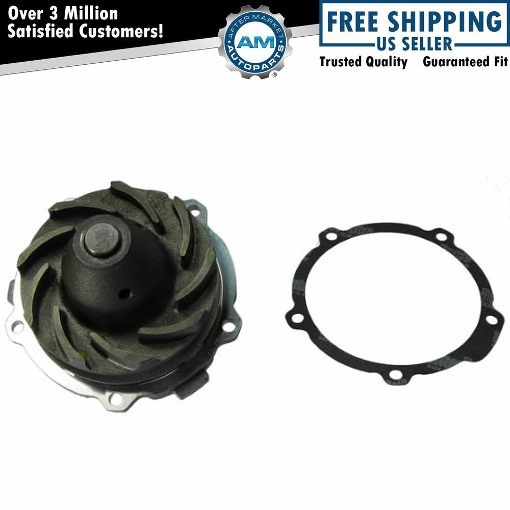 AC DELCO 252-721 Water Pump for Chevy Pontiac Saturn Cadillac ...