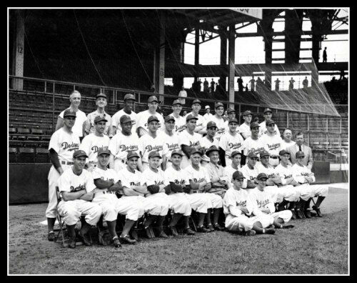 1947 Brooklyn Dodgers season