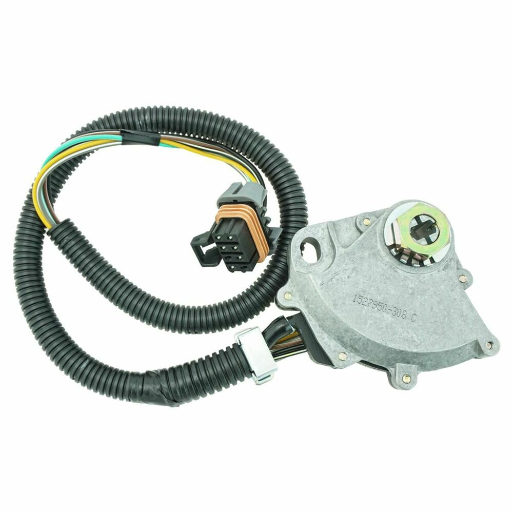 S L on Jeep Grand Cherokee Neutral Safety Switch