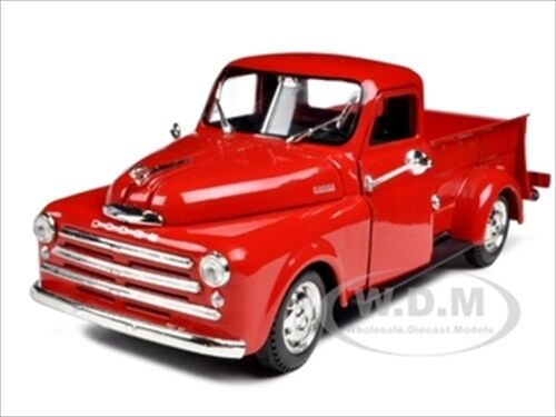 1948 Dodge Pickup Truck Red 1 32 Diecast Model By