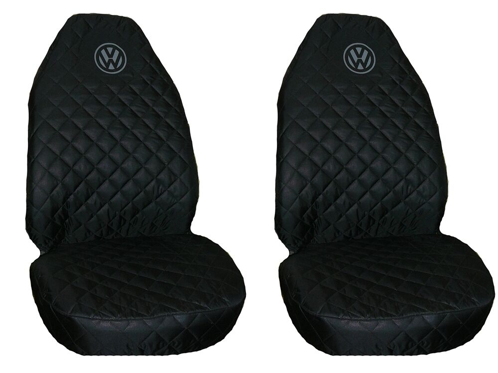 seat covers  pieces  vw golf    passat    sharan bora polo caddy ebay