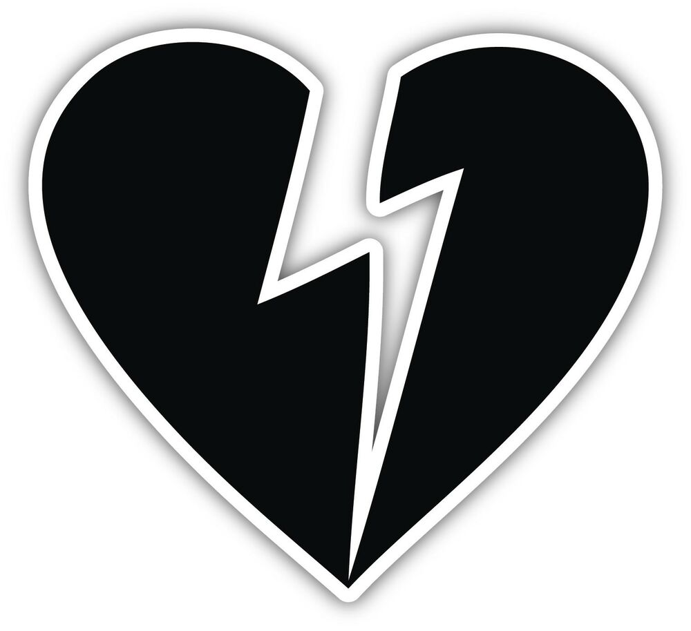 john mayer sticker decal 4 sizes heartbreak heart guitar vinyl wall fender ebay. Black Bedroom Furniture Sets. Home Design Ideas
