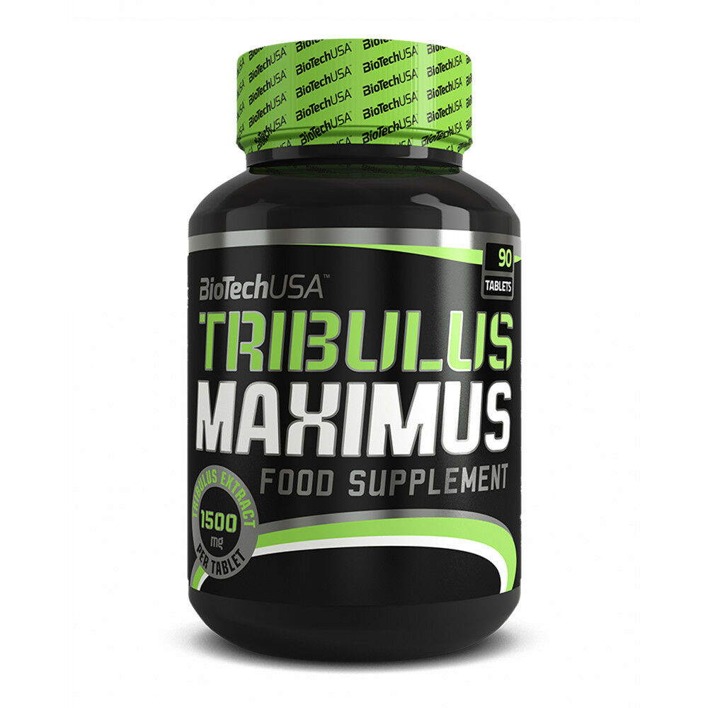 Tribulus Terrestris 1500mg - 90 Caps Tribupure