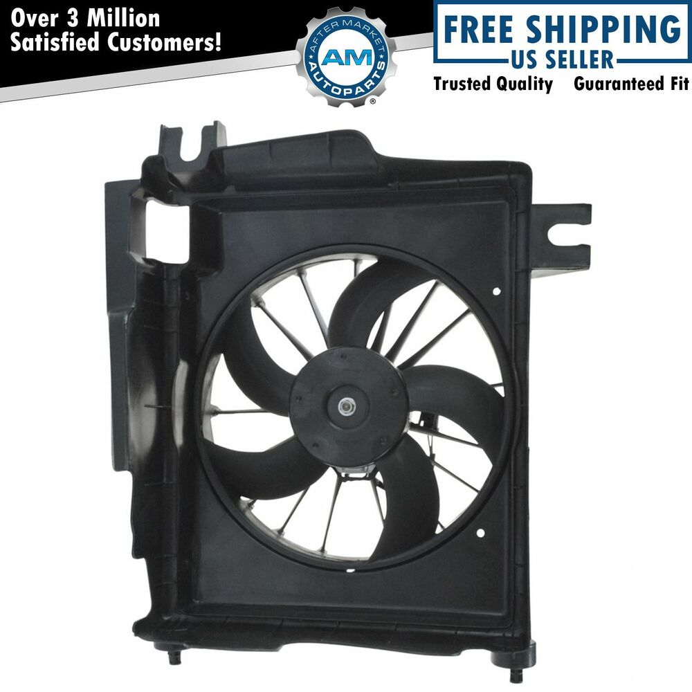 Radiator a c ac condenser cooling fan motor new for for Radiator fan motor price
