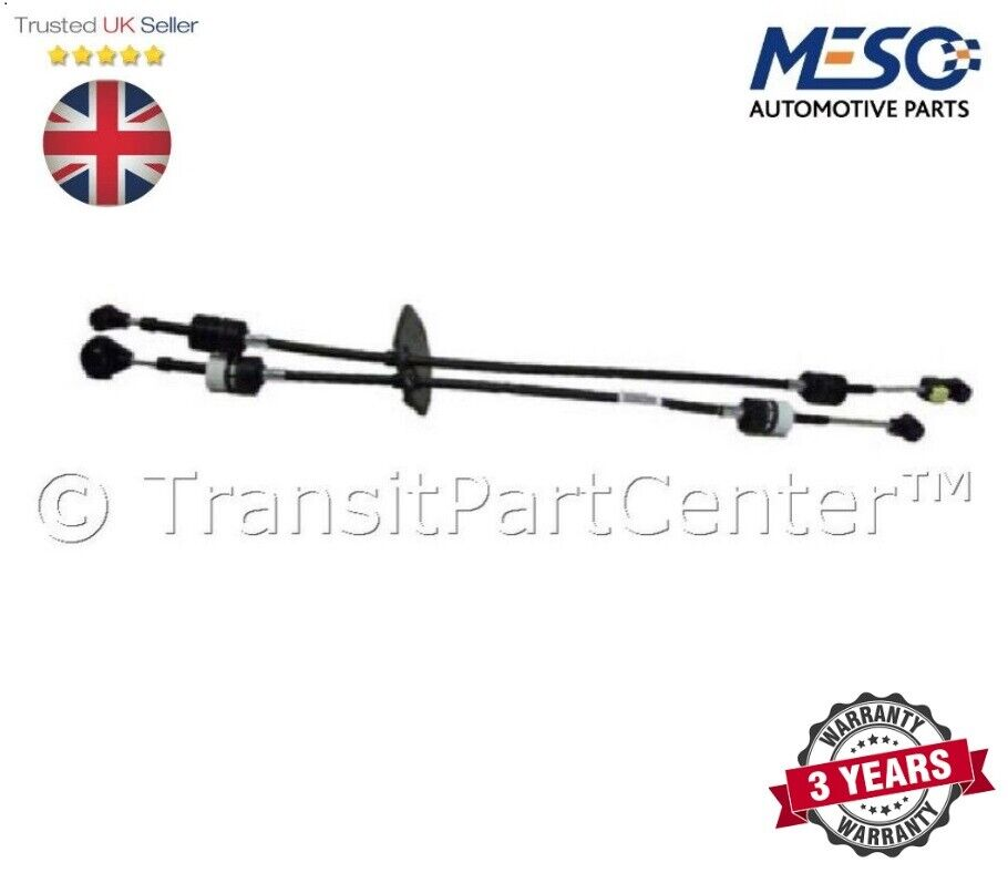 o e gear change shift selector cable ford transit mk7 2006 6 speed cc1r