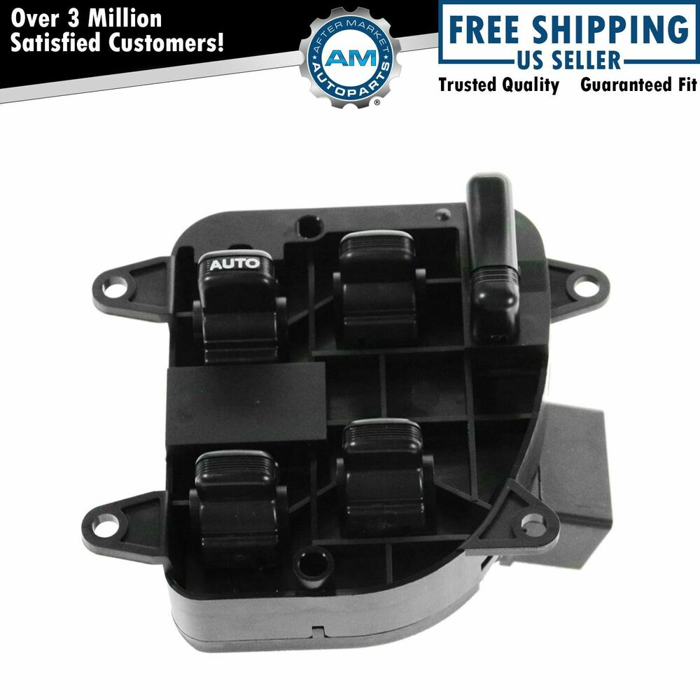 Power Window Switch Front Lh Left Driver Side For 95 99 Subaru 1998 Outback Misfire Legacy 192659091918 Ebay