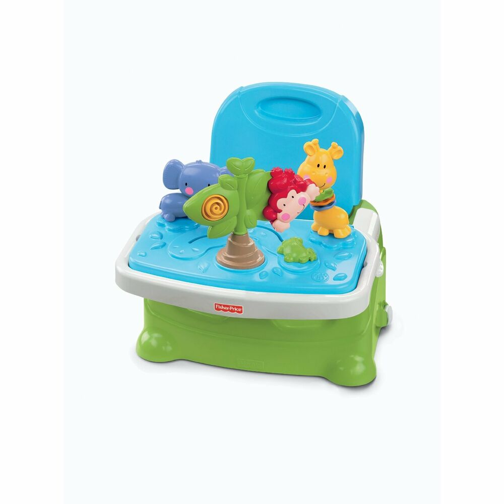 Fisher Price Discover and n Grow Jungle Busy Booster Seat