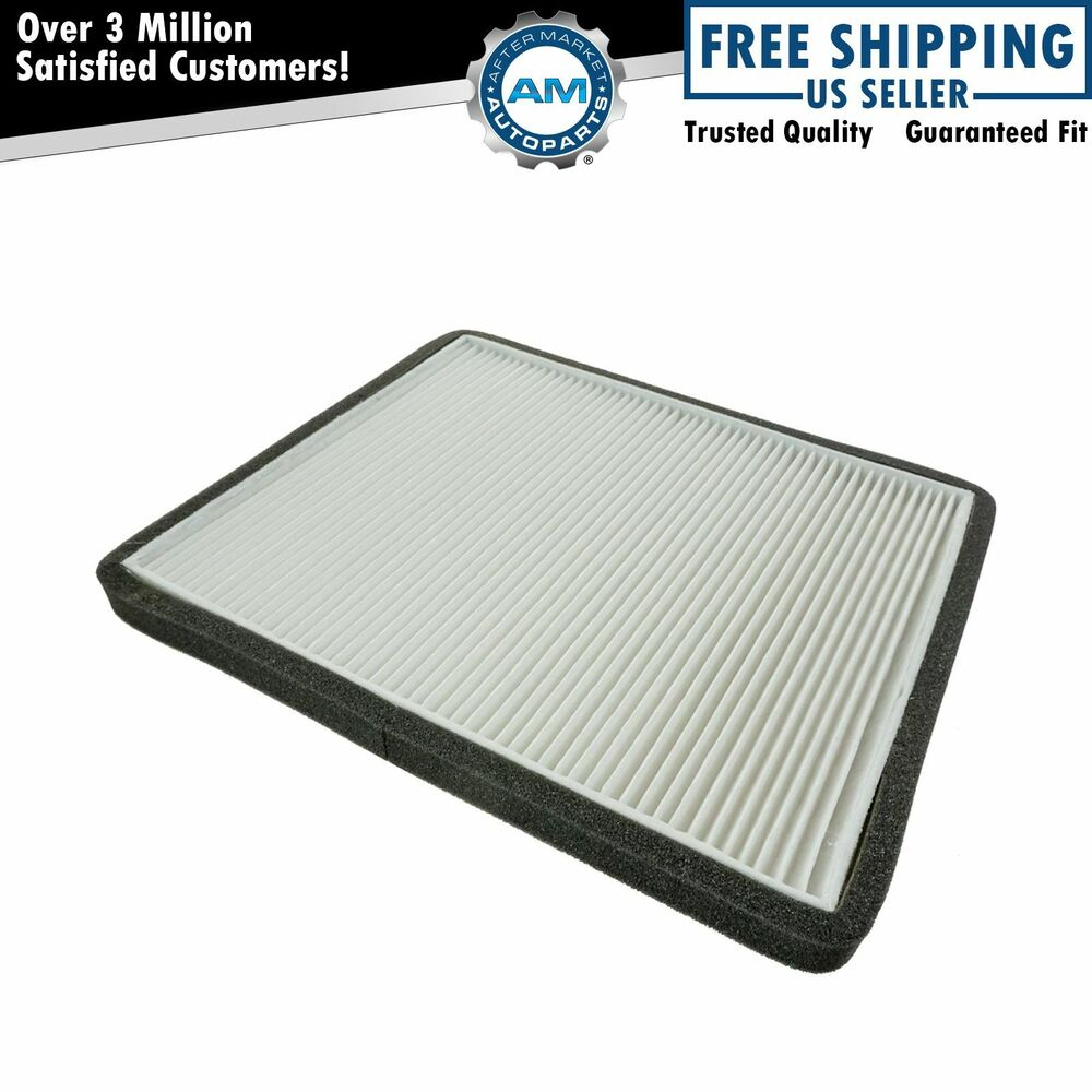 cabin air filter for honda odyssey pilot acura mdx ebay