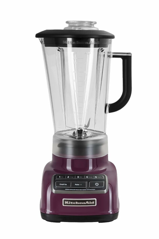 kitchenaid diecast 5 speed blender ksb1575by diamond. Black Bedroom Furniture Sets. Home Design Ideas